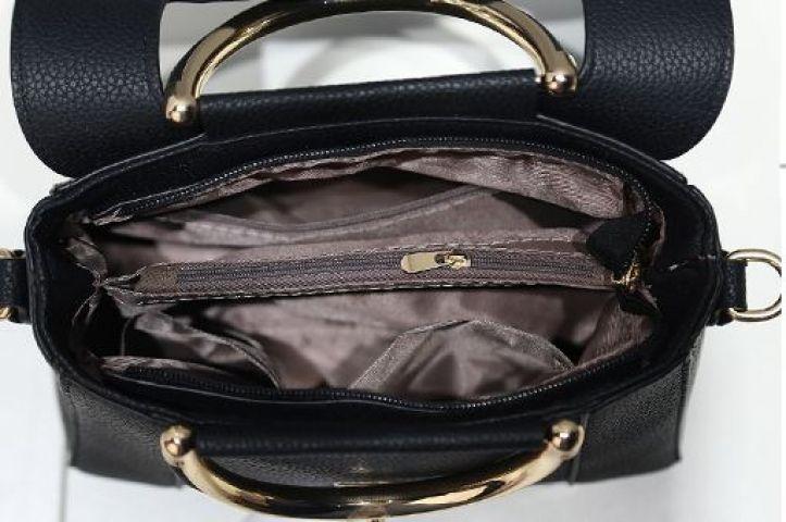 Женская сумка розовая