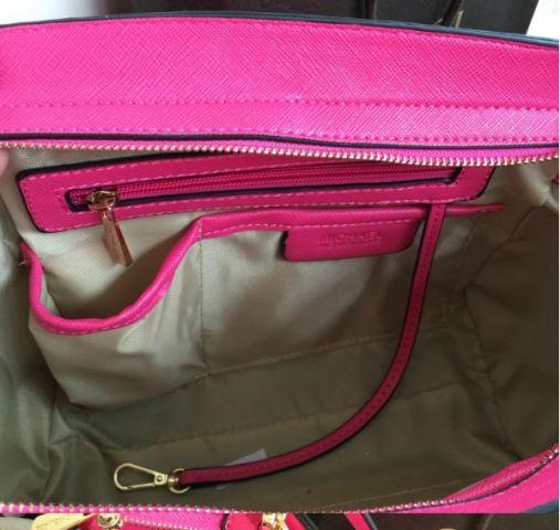 Женская сумка Michael Kors синяя реплика