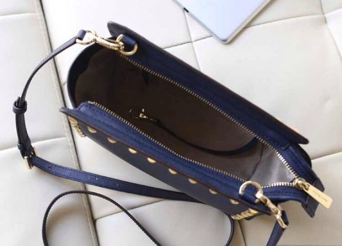 Женская сумка Michael Kors Selma Mini Blue реплика