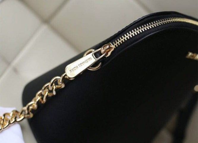 Женская сумка Michael Kors Cindy Crossbody Bag Black реплика