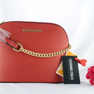 Женская сумка Michael Kors Cindy Crossbody Bag Red реплика