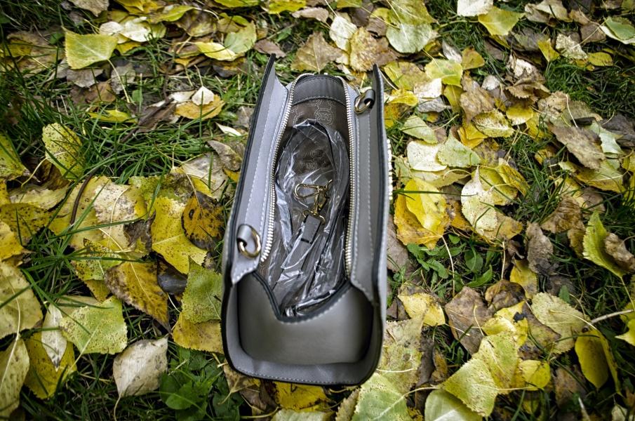 Женская сумка Michael Kors Selma Messenger GREY реплика