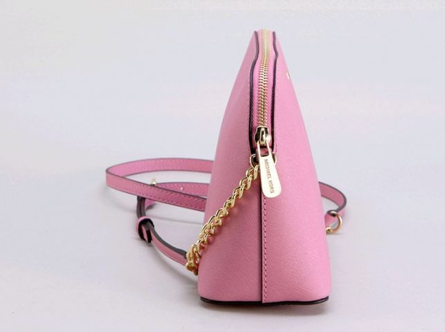 Женская сумка Michael Kors Cindy Crossbody Bag Light Pink реплика
