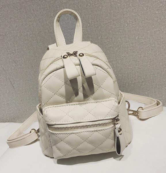 Рюкзак женский белый