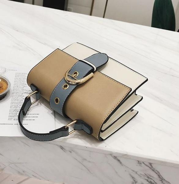 Женская сумка чемоданчик FM0754B