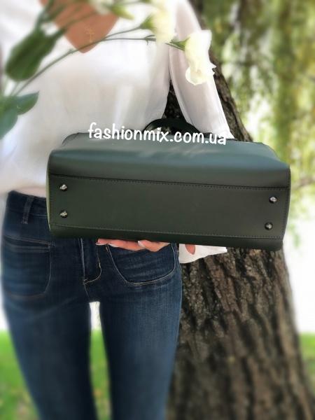 b6bf8ba16d4e Купить Сумка женская кожаная зеленая FM0781A по самой лучшей цене ...