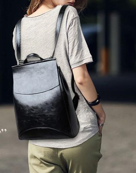 c56a3f04732c Купить Рюкзак женский черный FM0802A по самой выгодной цене ...