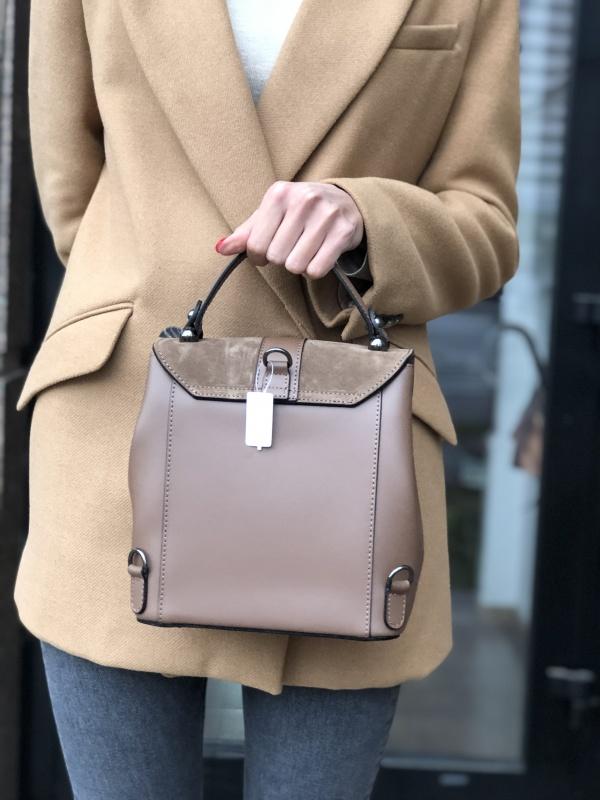 Рюкзак женский коричневый FM0820C