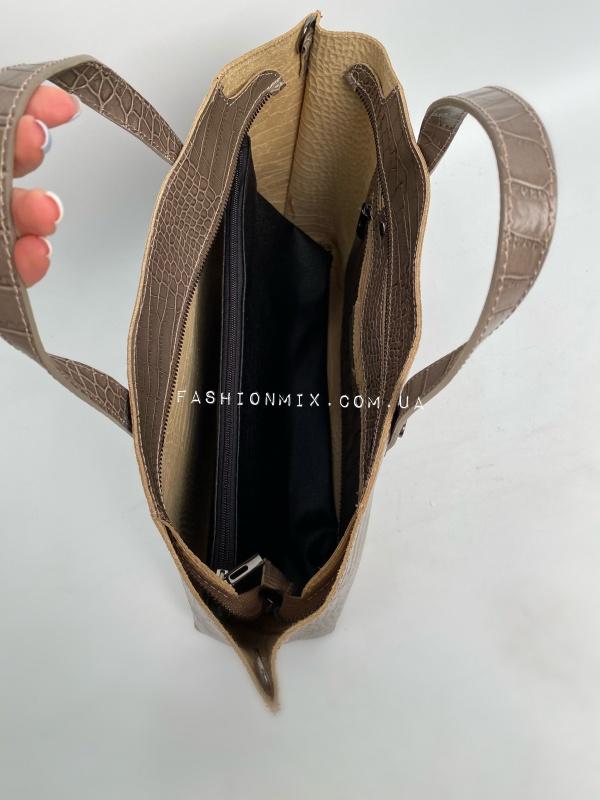 Сумка женская кожаная  FM0843C